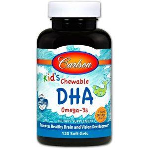 アイハーブ こども サプリメント オメガ3 DHA
